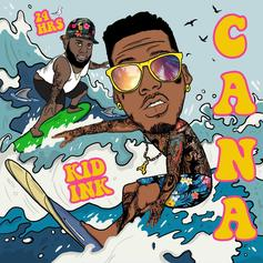 """Kid Ink Got The Juice On New Song """"Cana"""" Featuring 24Hrs"""