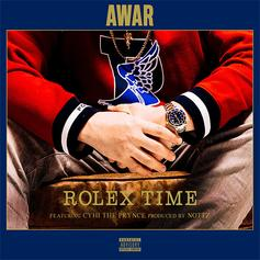 """CyHi The Prynce Joins AWAR On """"Rolex Time"""""""