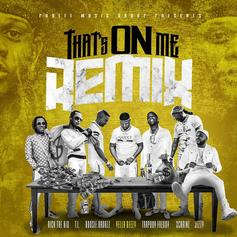 "Yella Beezy Gets T.I., Rich The Kid, 2 Chainz, & More For ""That's On Me"" Remix"