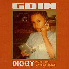 """Diggy Keeps It """"Goin"""" With Latest Single Produced By Kaytranada"""