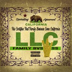 """KXNG CROOKED's Family Bvsiness Drops Off """"LLC"""" EP"""