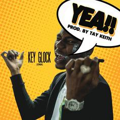 "Key Glock's ""Yea!!"" Is An Infectious Tay Keith Produced Blammer"