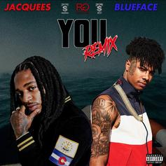"Jacquees Joins The Blueface Hype Train With ""You Remix"""