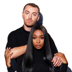 "Sam Smith & Normani Link On ""Dancing With A Stranger"""