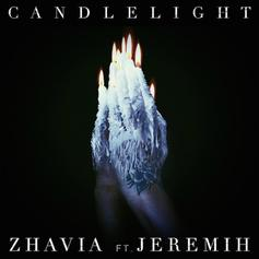 """Jeremih Fills The Surrogate Lover Role On Zhavia's """"Candlelight"""""""