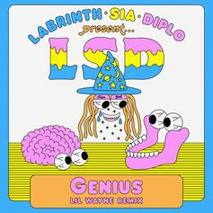 "Diplo, Sia, & Labrinth Tap Old Pal Lil Wayne For ""LSD"" Remix"