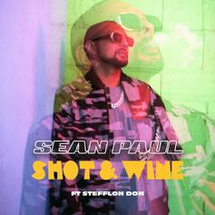"Sean Paul & Stefflon Don Be Burnin' On ""Shot & Wine"""