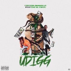 "Young Thug Links Up With Cheeks Bossman On ""UDIGG"""