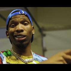 """BlocBoy JB Drops Off """"Don't Be Mad"""""""