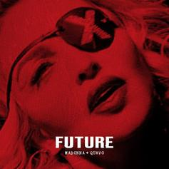 "Quavo Links Up With Madonna One More Time On ""Future"""