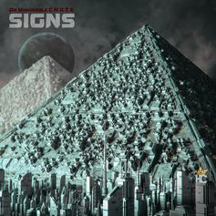 "Da Honorable C.N.O.T.E. Drops Off New Project ""Signs"""