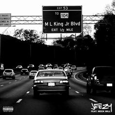 "Jeezy & Meek Mill Got The Streets On Lock On ""MLK BLVD"""
