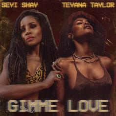 """Teyana Taylor Crosses Borders To Find Seyi Shay On """"Gimme Love"""" Remix"""