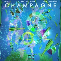 """Eric Bellinger Taps Wale & Guapdad 4000 For Catchy Single """"Champagne"""""""