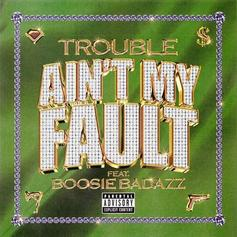 "Trouble & Boosie Badazz Link Up On Silkk The Shocker-Sampled Single ""Ain't My Fault"""