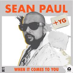 "YG Hops On Remix To Sean Paul's ""When It Comes To You"""