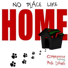"""Consequence Drops """"No Place Like Home"""" Ft. The Late Phife Dawg"""
