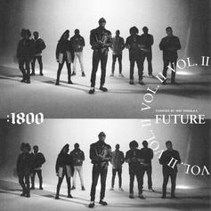 """Future Lends His Expertise To Curate """"1800 Seconds Vol. 2"""""""