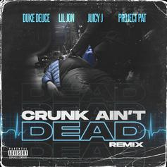 """Project Pat Helps Duke Deuce Flip His Own Song On """"Crunk Ain't Dead (Remix)"""""""