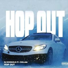 """DJ Rosegold & Chillaa Are A Fitting Rapper/Producer Duo On """"Hop Out"""""""