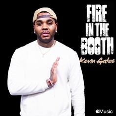 "Kevin Gates Spits Some ""Fire In The Booth"""