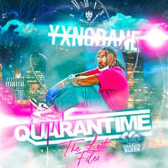 """Yxng Bane's On """"Quarantime"""" For His Latest Project"""