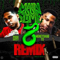 """Moneybagg Yo & Tay Keith Assist Pooh Shiesty On """"Main Slime"""" Remix"""