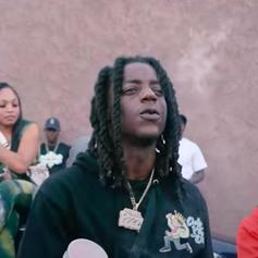 "OMB Peezy Pays His Respect To Nipsey Hussle On ""RIP NIP"""