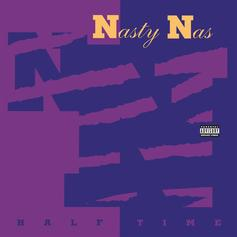 """Nas Released His First-Ever Single """"Halftime"""" 28 Years Ago"""