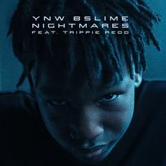 """YNW BSlime Remembers YNW Melly's Alleged Victims On """"Nightmares"""" With Trippie Redd"""