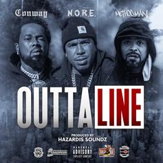 """N.O.R.E, Conway The Machine, & Method Man Snap On """"Outta Line"""""""