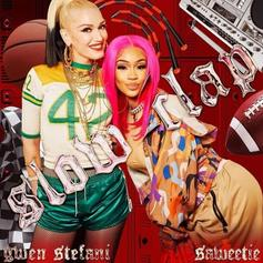 "Gwen Stefani Recruits Saweetie For ""Slow Clap"""