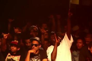 """Curren$y Feat. Jet Life """"Direct Flight Tour Documentary (Day 1)"""" Video"""