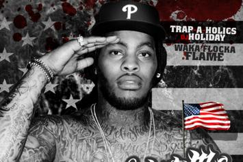 """Waka Flocka """"Salute Me Or Shoot Me Vol. 4: Banned From America"""" Review"""
