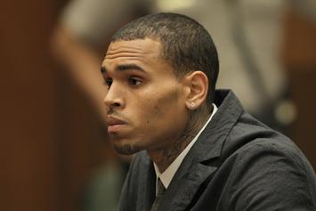 Chris Brown Says Valet Tried To Rip Him Off