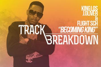 """Talking To King Los With Producers J. Oliver & Flight Sch. On """"Becoming King"""""""