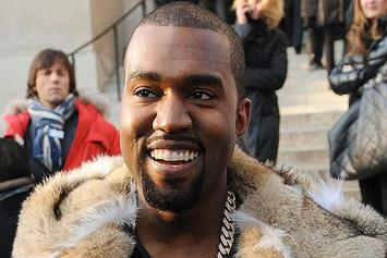 Kanye West Tweets Out A Date, Rumor Is It's His Album Release Date