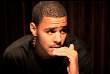 """J. Cole Comments On His Use Of Word """"Faggot"""" In """"Villuminati"""""""