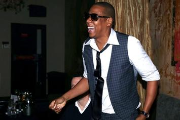 """Jay Z's Rocawear Sued Over """"Hood Love"""" T-Shirts"""