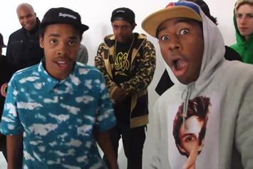 "Earl Sweatshirt Says Joint-Album With Tyler, The Creator Will Happen When They're ""Ready To Sit Down"""