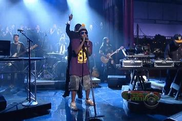 Deltron 3030 Perform Live On Letterman