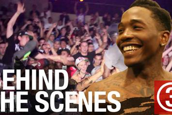 """Crowd Surfing Done Right! Dizzy Wright's Official """"The Golden Age"""" Tour BTS (Episode 3)"""