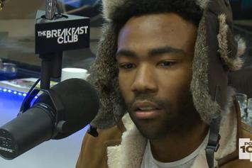 Childish Gambino On The Breakfast Club