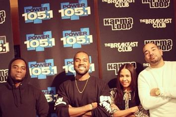 """Kanye West On """"Bound 2"""" Video: """"I Wanted It To Look As Phony As Possible"""""""