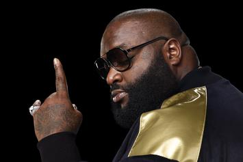 "Rick Ross Speaks On Delay Of ""Mastermind"""