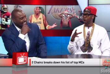 2 Chainz Names His Top 5 Rappers