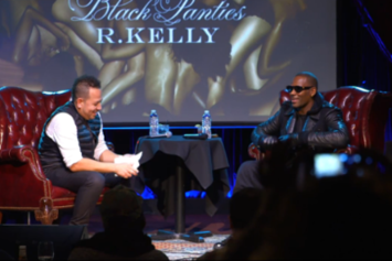 R. Kelly's CRWN Interview (Pt. 1)