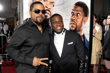 """Ice Cube's """"Ride Along"""" Movie With Kevin Hart Breaks Box Office Record"""