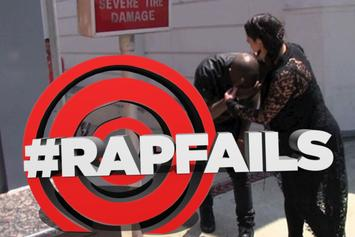 11 Recent Rap Fails