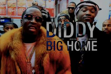 """Diddy Feat. Rick Ross & French Montana  """"Big Homie"""" Behind The Scenes"""